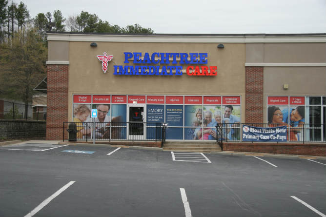 Mableton Urgent Care Center | Peachtree Immediate Care