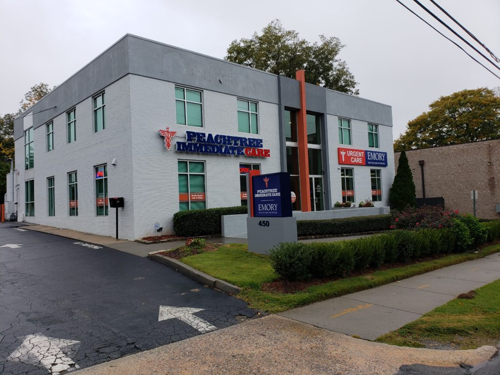 Peachtree Immediate Care - Emory Healthcare Network
