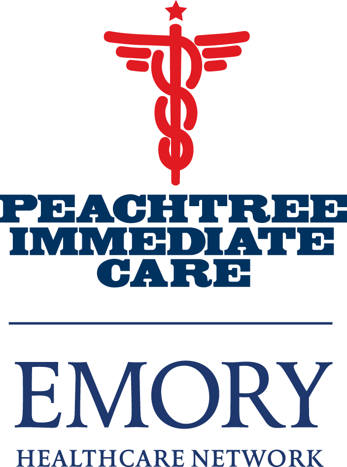 Peachtree Immediate Care and Emory Healthcare Network Logo